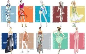 Color Fashion Report SS15