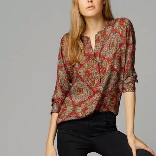 camicia-stampa-geometrica