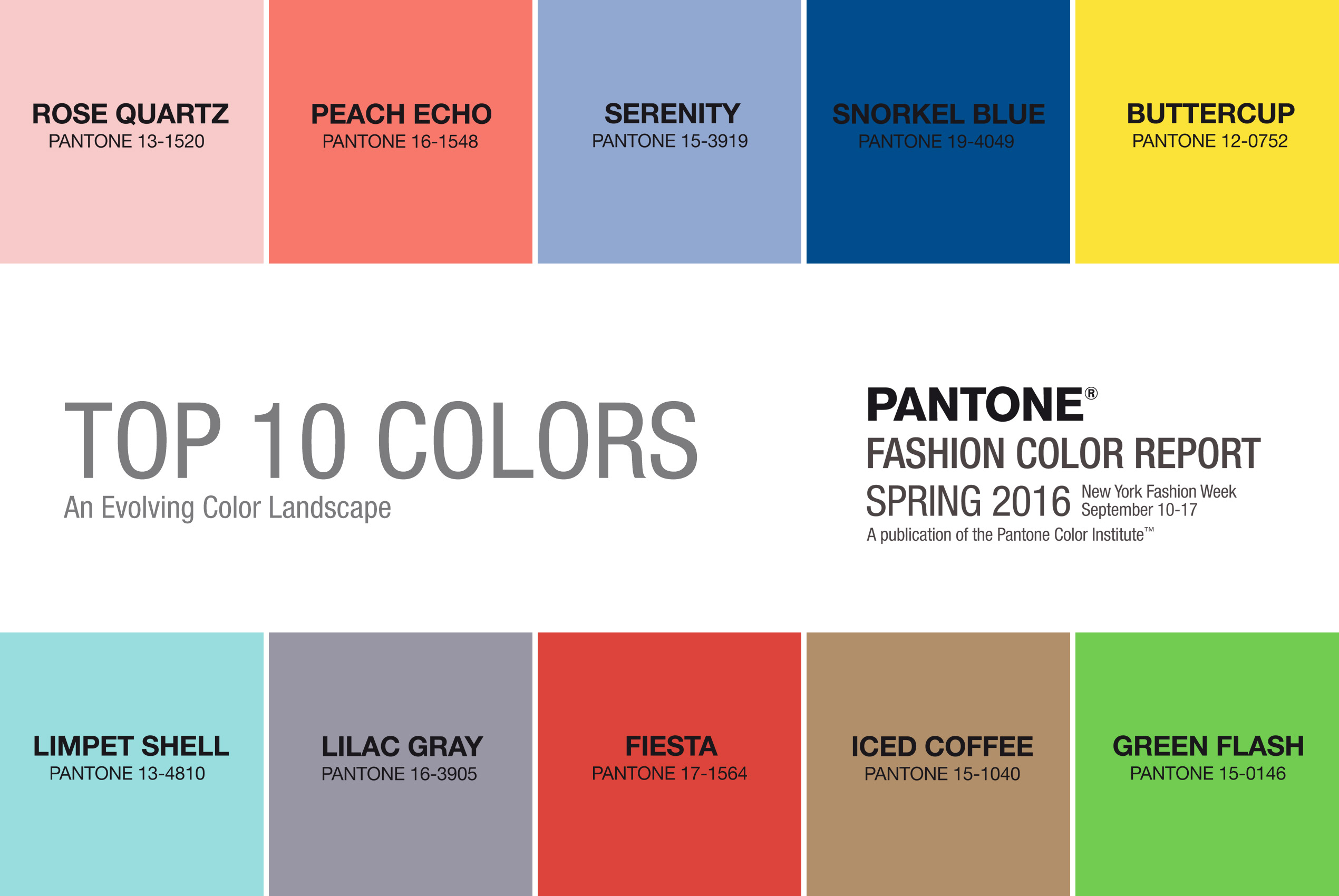 Primavera-Estate 2016: I colori da indossare - Be Fabulous ...