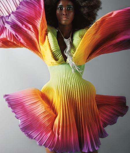 Vestito-colorato
