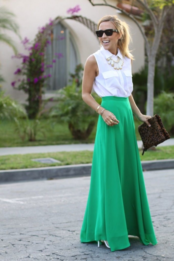 girly-green-cute-outfit